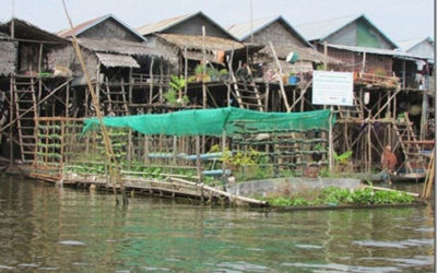 Cambodia-Floating Village